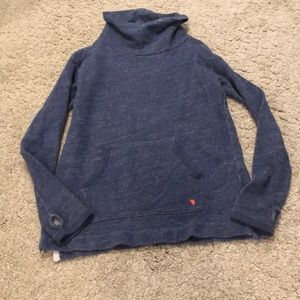 Crewcuts size 10 turtleneck sweatshirt so cute EUC